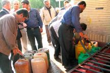 توزیع 19 میلیون لیتر نفت سفید در روستاهای فاقد گاز استان زنجان