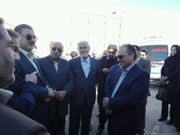 دستگاه ام.آر.آی بیمارستان هاشمی شیروان آذر امسال راهاندازی میشود