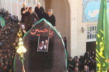 برگزاری آئین سنتی نخلبرداری ۴۰۰ ساله در فیروزآباد میبد