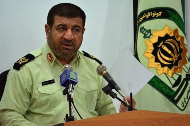 چهار میلیارد ریال کالای قاچاق در خوزستان کشف شد