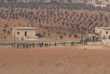 500 شهرک و روستا در استان ادلب به فرایند آشتی ملی ملحق شدند/ آزادی یک منطقه استراتژیک در جنوب سوریه