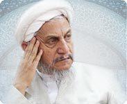 واکنش  آیت الله العظمی صانعی به حادثه روز 14 خرداد