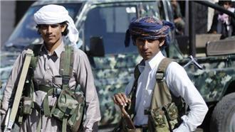 استخدام کودکان مبارز علیه حوثیها با روزی ۲ دلار!