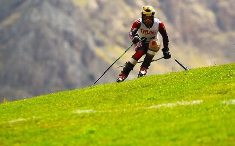 کاپیتان تیم ملی اسکی ایران جام جهانی را از دست داد