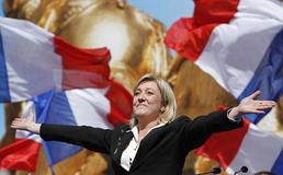 پیروزی بی سابقه راست ها در انتخابات محلی فرانسه