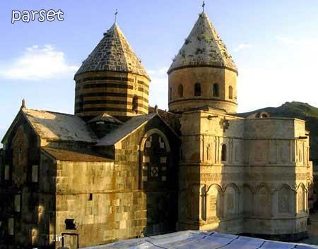 قدیمی ترین کلیسای جهان در ایران+تصاویر