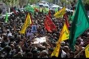 پیکر ۷ شهید مدافع حرم در قم تشییع میشود