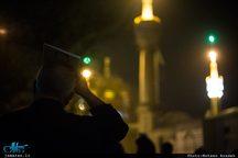 گزارش تصویری/ مراسم احیای شب بیست و سوم ماه رمضان در حرم مطهر امام خمینی (س)-3
