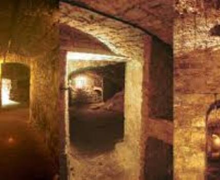 کشف شهر زیرزمینی در صالح آباد همدان