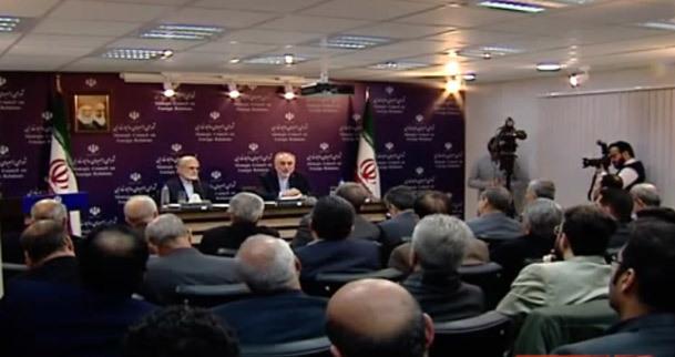 فیلم / نشست راهبری ایران هسته ای پس از برجام