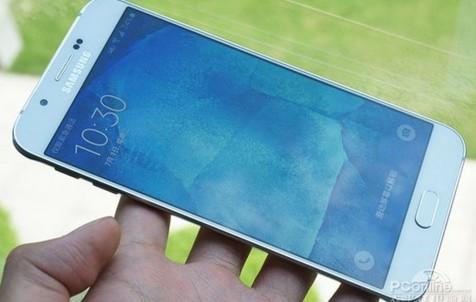 عرضه باریک ترین اسمارت فون سامسونگ آغاز شد (Galaxy A8)