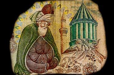 گزارشی از مراسم سالروز بزرگداشت مولانا