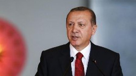 اردوغان: یکی از عاملان حملات بروکسل از ترکیه اخراج شده بود