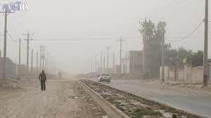 گرد و غبار در آسمان کشور