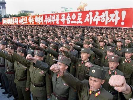 کره شمالی کشوری در گروه ۳