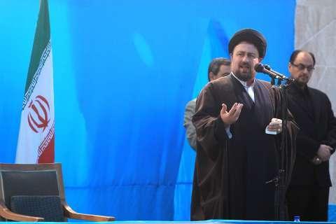 عدم پخش زنده تلویزیونی سخنان یادگار امام راحل در بیست و دومین سالگرد ارتحال امام(س)