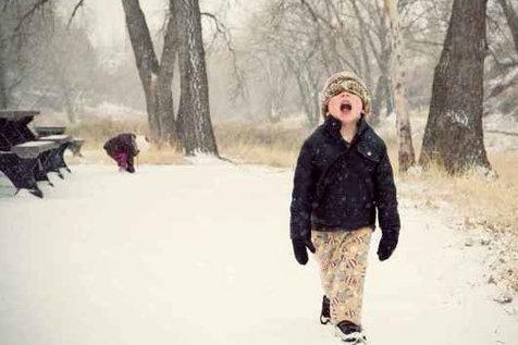 آیا برف قابل خوردن است؟
