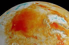 روند گرمایش زمین متوقف شد