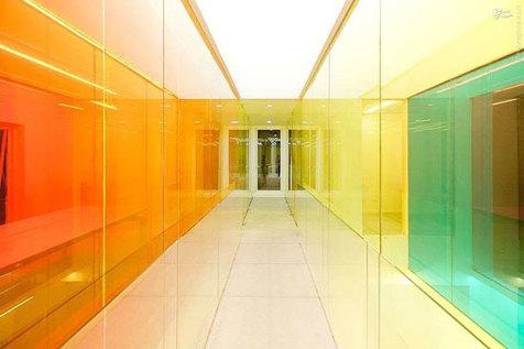 رنگیترین ساختمانهای دنیا + تصاویر