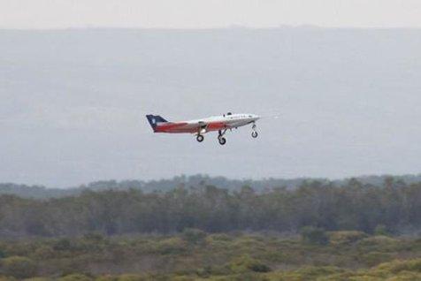 آزمایش هواپیمای بدون سرنشین توسط ایرباس