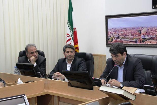پیگیری دولت الکترونیک شاخصاصلی  ارزیابی مدیران یزد است