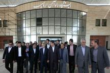 نوبخت: راه آهن ارومیه نیمه اول امسال افتتاح می شود