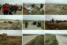 5هزار کیسه زباله  روز طبیعت  در خراسان شمالی توزیع می شود