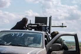 داعش به تبلیغ در نمایشگرهای تلویزیونی روی آورد