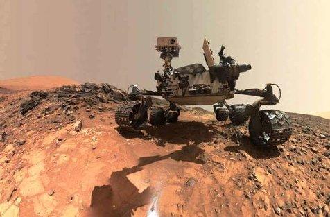 سردرگمی ناسا در مریخ