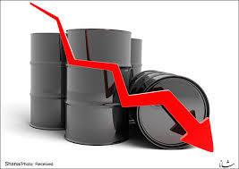 نفت کمتر از ۵۰ دلار شد