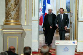 مصمم به گشودن فصل تازه ای در روابط تهران – پاریس هستیم