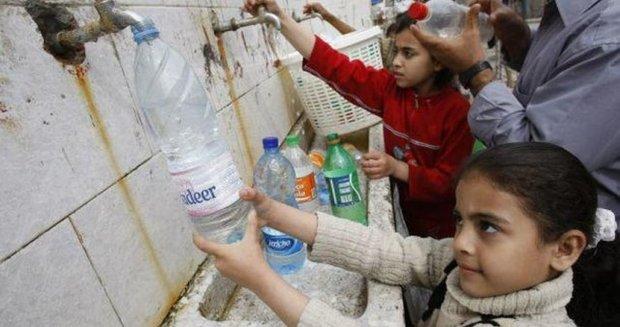 مخازن آب اصفهان خالی شد