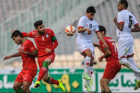 تیم فوتبال امید ایران به نیمه نهایی غرب آسیا صعود کرد