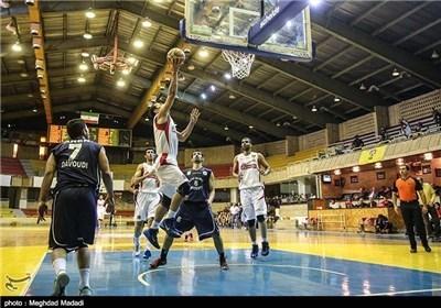 قدرت نمایی پتروشیمی ها در نخستین هفته از لیگ حرفهای بسکتبال ایران