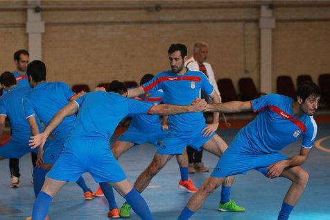 پیشنهاد عجیب رئیس کمیته فوتسال ایران برای بازی با ایتالیا!