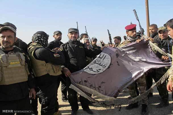 استان دیالی عراق آزاد شد