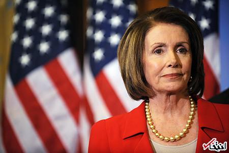 نانسی پلوسی: نتانیاهو به شعور آمریکا توهین کرد