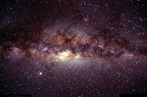 جرم کهکشان راه شیری چقدر است؟
