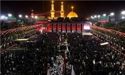 3 میلیون زائر عزادار حسینی در کربلا و افزایش تدابیر امنیتی در آستانه عاشورا