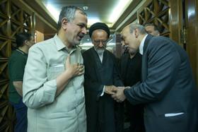 مجلس ترحیم عبدالرحیم جعفری بنیانگذار انتشارات امیرکبیر