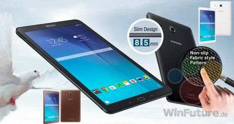 سامسونگ از تبلت خوشقیمت Galaxy Tab J رونمایی کرد