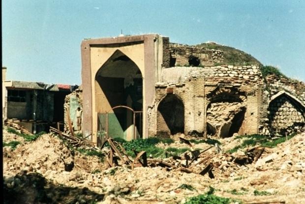 موج نخست بارش ها 10 میلیارد ریال به آثار تاریخی ایلام خسارت زد