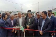 اولین کارخانه تولید ناگت و سوخاری مرغ در استان گیلان افتتاح شد