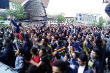 اشک و لبخند فوتبالی در مازندران