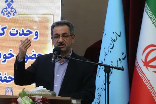 تهران از استان های مرزی کشور محرومتر است
