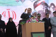 راهپیمایی 22 بهمن شکوه اتحاد و همدلی ملت ایران را به جهانیان نشان داد