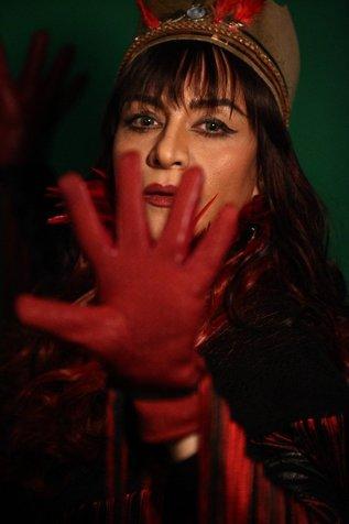 مریلا زارعی در نقش ابلیس+ عکس
