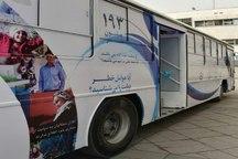 راه اندازی اتوبوس دیابت در مشهد