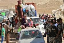 بازگشت 850 پناهنده سوری از لبنان به سوریه و 100هزار آواره به غوطه شرقی