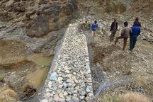اجرای طرح آبخیزداری در مشهد اردهال دلیجان آغاز شد